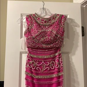 rachel allen prom or homecoming court dress